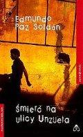 Śmierć na ulicy Unzueta - okładka