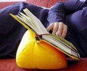 Poduszka do czytania na leżąco