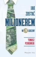 Jak zostać milionerem w 24 godziny - okładka